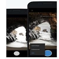 Adobe Photoshop Lightroom, application mobile pour l edition de photos