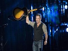 Bruce Springsteen, le chanteur americain donnera des concerts a Broadway