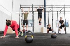 CrossFit, methode d entrainement regroupant diverses activites physiques