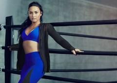 Demi Lovato, une collection pour Fabletics, la marque de Kate Hudson