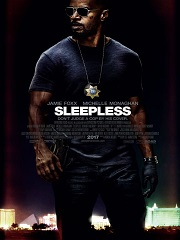Sleepless, un film d action americain avec Jamie Foxx au cinema en France