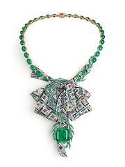 Haute joaillerie, Chaumet devoile sa collection de bijoux Chaumet est une fete
