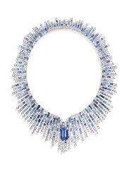 Haute joaillerie, Piaget devoile sa collection de bijoux Sunlight Journey
