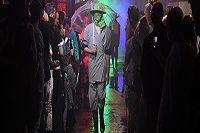 New York : la mode masculine était à l'honneur dans la ville qui ne dort jamais