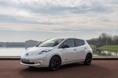 Nissan Leaf, la nouvelle generation de la voiture electrique se devoile