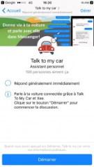 Talk to my Car, l assistant intelligent pour dialoguer avec sa voiture