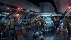 Disney, Star Wars Secrets of the Empire dans les parcs d attractions