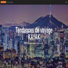 L'outil « Tendances de Voyage » pour préparer les vacances