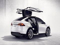 Model X, Tesla revoit a la baisse le prix de son SUV electrique