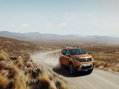 Duster, Dacia presentera son nouveau modele de SUV au salon de Francfort