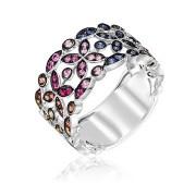 Guerin Joaillerie, la bague Diamants de rosee a ete revisitee