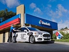 Domino s Pizza teste la livraison sans conducteur, un projet pilote aux etats unis