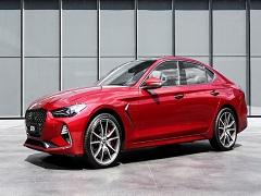Genesis G70, une berline imaginee par le constructeur automobile Hyundai