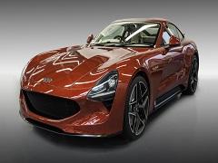 Griffith, la voiture de sport du constructeur automobile anglais TVR