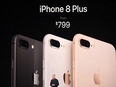 iPhone 8 Plus d Apple, un smartphone avec des fonctions de realite augmentee