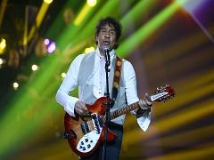 Laurent Voulzy, le chanteur francais a sorti Belem, son 9e album studio
