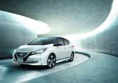 Nissan Leaf, la 2e generation de la citadine electrique sortira en 2018