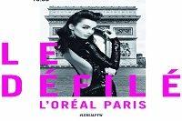L'Oréal Paris : son premier défilé mode et beauté