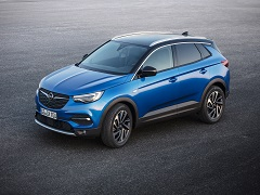 Opel Grandland X, le SUV compact du constructeur automobile allemand
