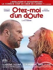 Otez moi d un doute, une comedie dramatique avec Francois Damiens au cinema