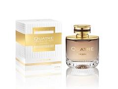 Quatre Absolu de Nuit, un parfum de la maison de joaillerie Boucheron