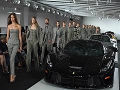 Fashion Week de New York, le defile du createur americain Ralph Lauren