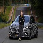 La voiture Mégane R.S. du groupe Renault fera ses débuts au salon de Francfort