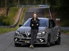 Renault Megane R S, la nouvelle voiture de sport du constructeur francais