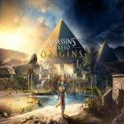 Le titre « Assassin's Creed: Origins » parmi les jeux vidéo disponibles