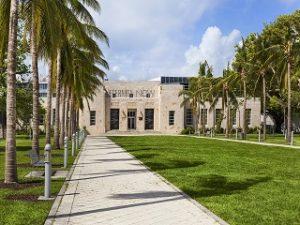Bass Museum a Miami, la transformation d un musee d art contemporain