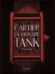 Montre Tank de Cartier, l icone horlogere se raconte dans un livre