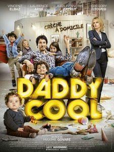 Daddy Cool, une comedie de Maxime Govare, avec Vincent Elbaz au cinema