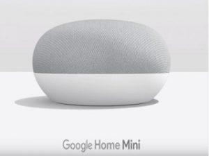 Google Home Mini, l enceinte connectee avec Google Assistant arrive en France