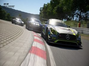 Jeux video, le ludiciel Gran Turismo Sport est parmi les sorties d octobre 2017