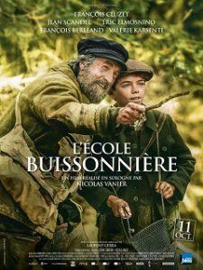 L Ecole buissonniere, film de Nicolas Vanier avec Francois Cluzet au cinema