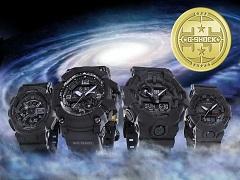 G Shock lance sa nouvelle collection de montres Big Bang Black pour ses 35 ans
