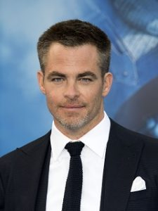 One Day She ll Darken, une serie dramatique americaine avec Chris Pine