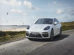 Panamera Turbo S E Hybrid Sport Turismo, Porsche propose un break hybride
