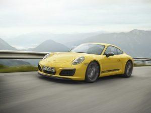 Porsche 911 Carrera T, une voiture de sport du constructeur automobile