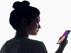 Technologie de la reconnaissance faciale, Face ID dans l iPhone X de Apple