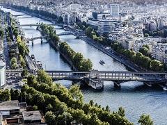 Taxis volants Sea Bubbles : les tests qui devaient avoir lieu a Paris repousses