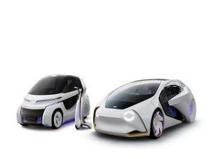 Vehicules autonomes, Toyota lance des modeles au Salon de l automobile de Tokyo