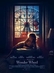 Wonder Wheel, le film de Woody Allen avec Kate Winslet a une affiche