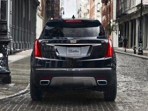Cadillac XT5, crossover haut de gamme du constructeur automobile americain