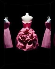 Exposition Christian Dior au musee des Arts decoratifs a Paris