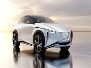 Concept IMx de Nissan, un SUV electrique et autonome zero emission