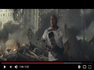 Rampage, le film d aventure avec Dwayne Johnson a une bande annonce