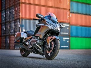 Honda GL1800 Goldwing, une moto aux diverses options du constructeur japonais