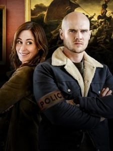 L Art du crime, serie policiere sur France 2 melant comedie et polar