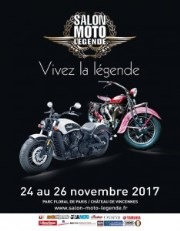 Salon Moto Legende 2017, les marques Zundapp et Indian a l honneur a Paris